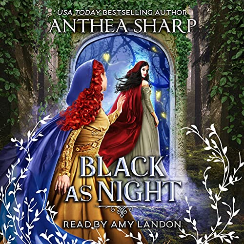 Black as Night: The Darkwood Trilogy, Book 2