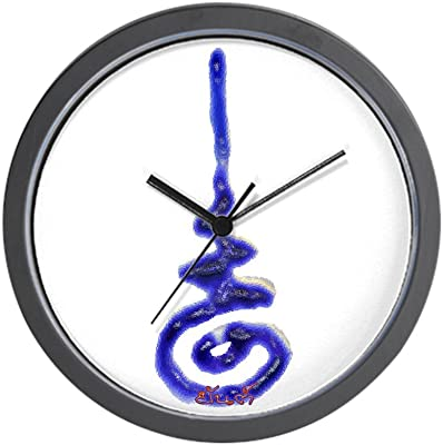 CafePress - Yan Wall Clock - Unique Decorative 10