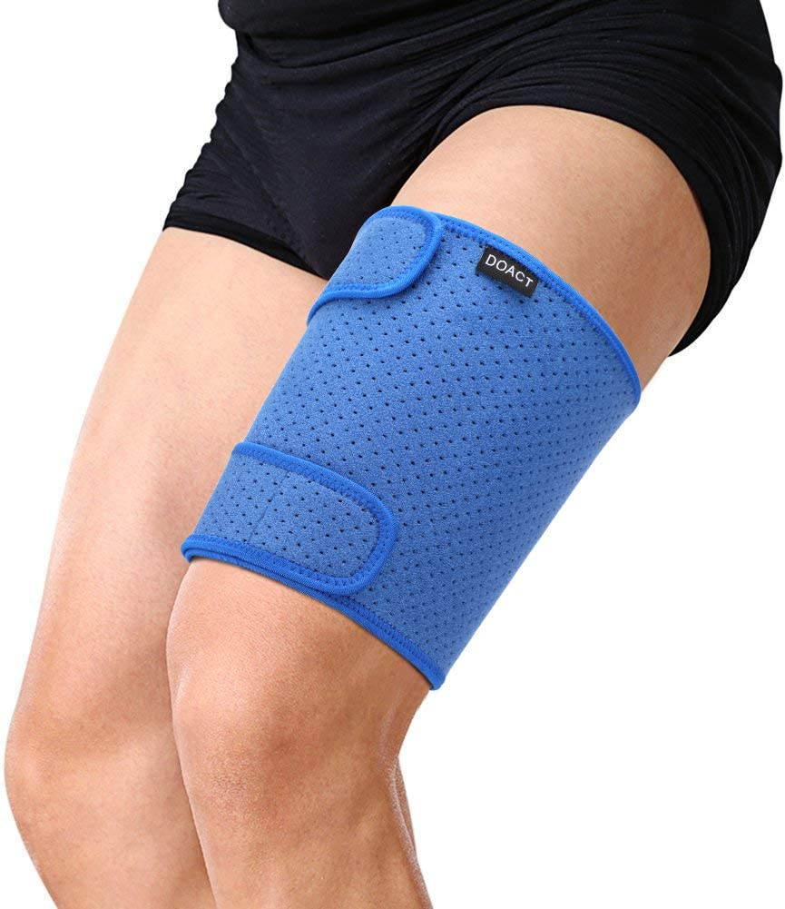 Rainbowrock Thigh Support-Thigh New products world's Max 54% OFF highest quality popular Brace Hamstring Wrap