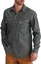 Carhartt Men's 102840 Somerton Solid Long Sleeve Shirt