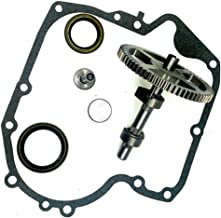 Loofu New 793880 Camshaft Compatible with Briggs & Stratton 793583 792681 791942 795102 Gasket 697110
