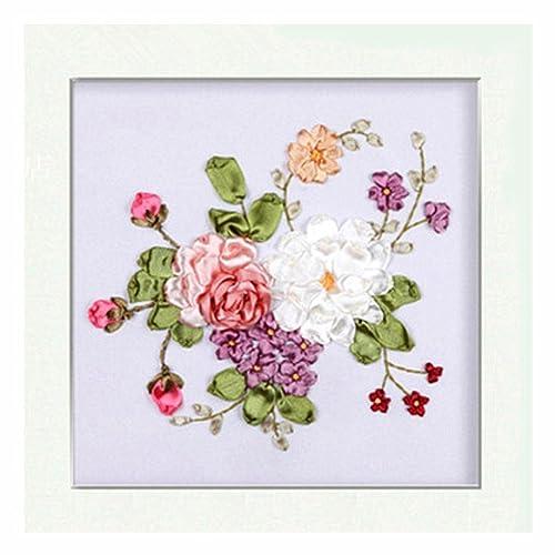 Silk Ribbon Embroidery Supplies Amazon Com