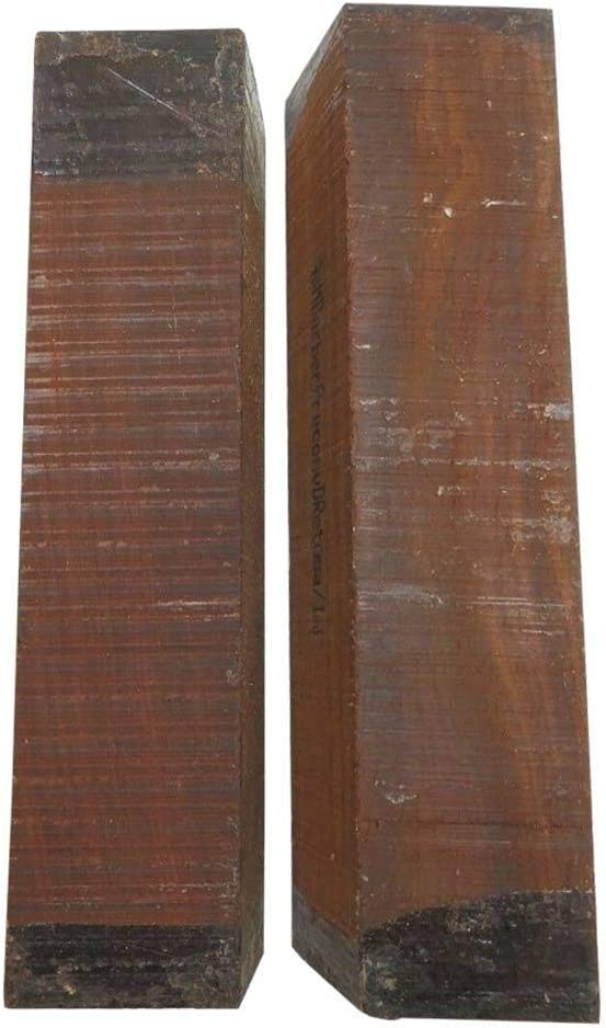 Exotic Cocobolo Wood 正規店 最新号掲載アイテム Turning Squa Blank Blanks Suitable