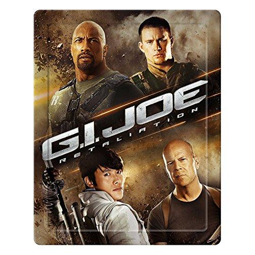 G.I. Joe 2 - Die Abrechnung - Steelbook (Limited Edition) [Blu-ray]