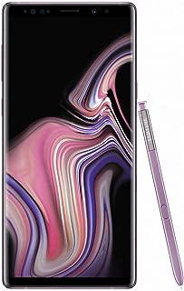 Samsung Galaxy Note 9 SM-N9600 (512GB/8GB, Lavender Purple) Dual Sim 6.4
