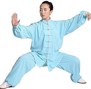 Tai Chi mundurek odzież treningowa dla kobiet mężczyzn Kung Fu odzież Wushu garnitur Qi Gong sztuki walki Wing Chun Shaoli...