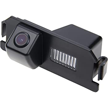 FEELDO Special Backup Rear View Car Camera for Hyundai Veloster//Genesis Coupe//I30//KIA Soul Parking Camera