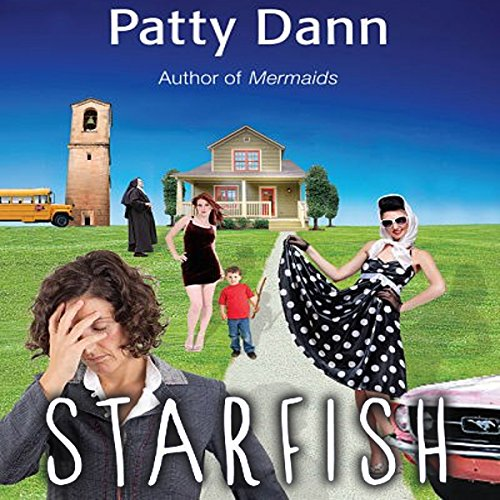 Starfish audiobook cover art