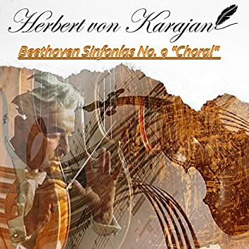 "Herbert von Karajan, Beethoven Sinfonías No. 9 ""Choral"""