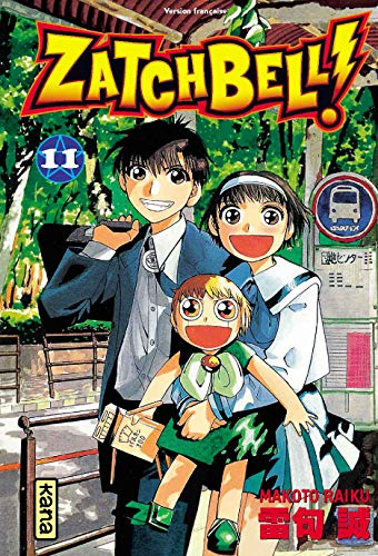 Zatchbell !, Tome 11 :