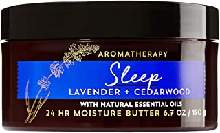 Bath Body Works Aromatherapy Moisture Butter, Sleep Lavender Cedarwood