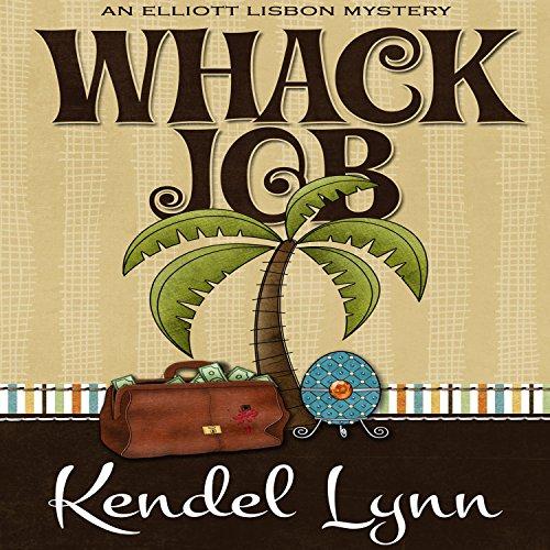 Whack Job audiobook cover art