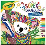 BINNEY & SMITH EUROPE LTD. Súper Ceraboli Crayola Koala de 30 X 30 X 14 cm