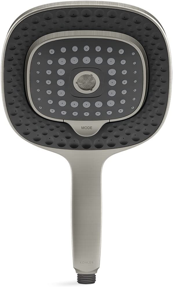 Kohler 30363-BN Converge Showerhead Vibrant Direct Opening large release sale stock discount Brushed Nickel