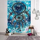 Atrapasueños tapiz Mandala tapiz bohemio estilo Art Deco manta...