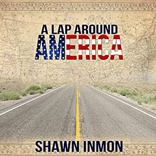 A Lap Around America audiobook cover art
