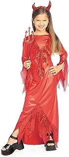 Halloween Concepts Child's Devilish Diva Costume, Large