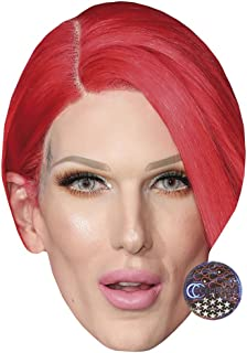 Jeffree Star Celebrity Mask, Card Face and Fancy Dress Mask