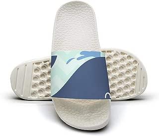 Shark Water Womens Outdoor Bath Slides Performance Slipper Fashionable Sandals