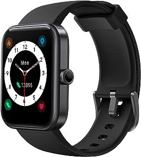LATEC Smartwatch, 1,69 tums fitnessarmbandsur för kvinnor män, fitnessklocka sportklocka med pulsmätare, simläge, Alexa in...