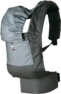 日本エイテックス キャリフリー 2WAYウエストベルトキャリー 抱っことおんぶで使える 腰ベルト付き抱っこひも グレー 01-103