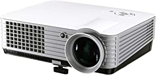 CHENCHUAN Smart Theater Projector RD-801 800 * 600 1800 Lumens LED Projector HD Home Theater with Remote Controller,Suppor...