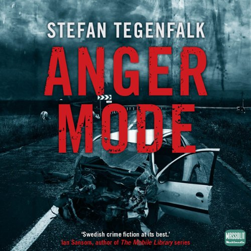Anger Mode audiobook cover art