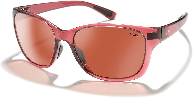 Zeal Optics Magnolia Plant-Based Sunglasses Men Max 90% OFF Polarized for 5 ☆ popular