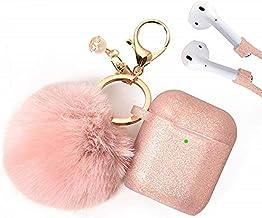 Amazon Com Rose Gold Airpods Case