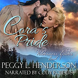 Cora's Pride audiobook cover art