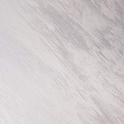 Bytech - Pittura decorativa da parete, perlata, riflessi sabbia, 2 kg, colore: Bianco perlato