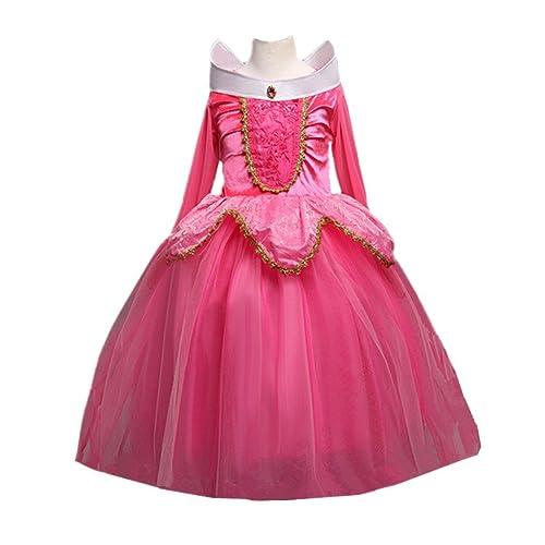 892a969aafd DreamHigh Sleeping Beauty Princess Aurora Party Girls Costume Dress 2-10  Years
