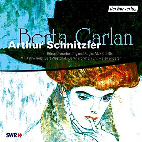 Berta Garlan audiobook cover art