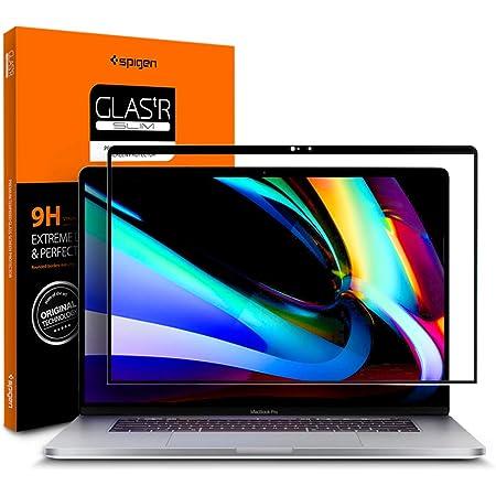 Spigen Displayschutz Für Macbook Pro 16 Schwarz Computer Zubehör