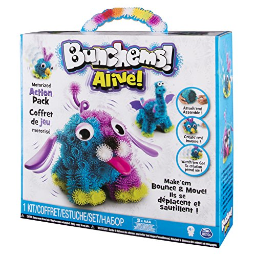 Spin Master 6027869 - Bunchems - Alive Power Pack