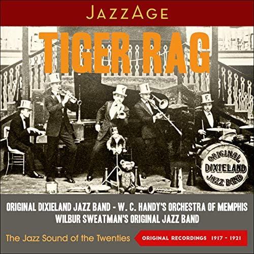 Original Dixieland Jazz Band, W. C. Handy's Orchestra Of Memphis, Wilbur Sweatman's Original Jazz Band