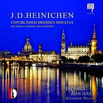 Heinichen: Unpublished Dresden Sonatas