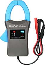 Clamp Meter, HoldPeak 600A DC/AC Current Clamp Adapter Clamp-On Adapter Meter with Test Probes