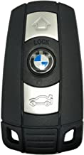 Keyless Entry Smart Remote Control Key Case For BMW 3 5 Series X5 X6 Z4 E90 Transponder Chip Key Shell