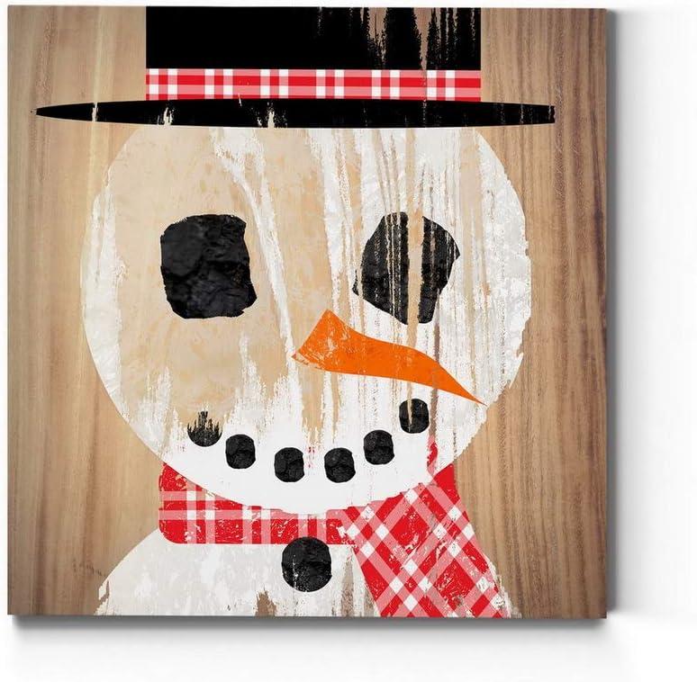 Renditions Gallery Phoenix Mall Vintage Snowman Winter Art Wall Financial sales sale Christmas