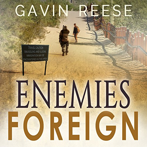 Enemies Foreign audiobook cover art