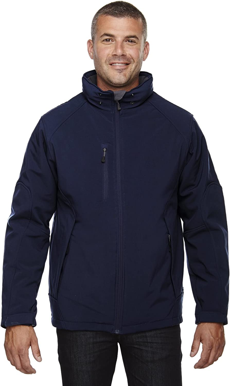 North EndMen's Insulated Detachable Hood Jacket