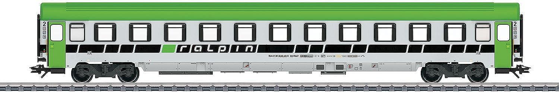 Mrklin 43612 - Begleitwagen ralpin, Fahrzeug