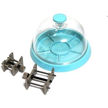 時計 修理 固定 ムーブメントホルダー セット ( 大小 2個 + シェルター 1個 )