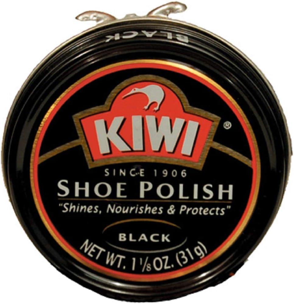 White KIWI POLISH PASTE REG