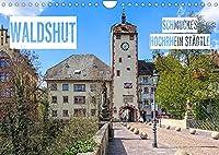 Waldshut - schmuckes Hochrhein Staedtle (Wandkalender 2022 DIN A4 quer): Waldshut am Hochrhein (Monatskalender, 14 Seiten )