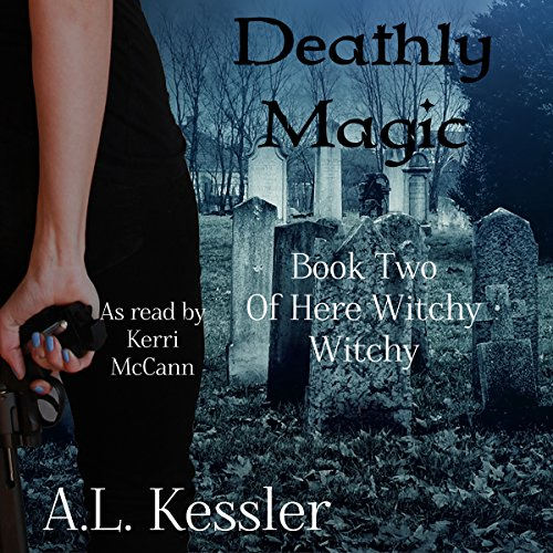 Deathly Magic audiobook cover art