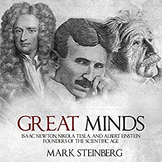 Great Minds audiobook cover art