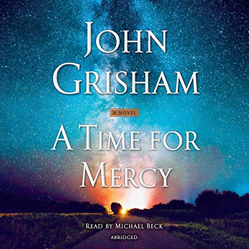 A Time for Mercy Audiobook By John Grisham cover art