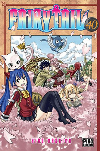Fairy Tail T40